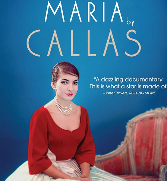 Monthly Film: Maria by Callas