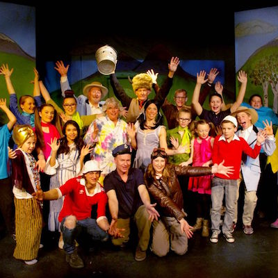 Children's Musical Theatre Camp (Ages 6 – 18)