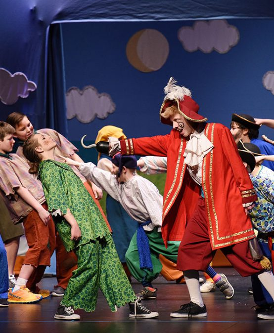 Peter and Wendy: Missoula Children's Theatre Performances