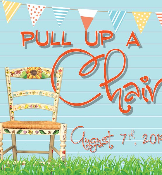 Pull Up A Chair Fundraiser