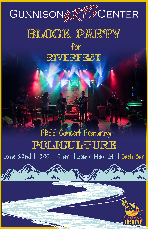 Block Party for Riverfest