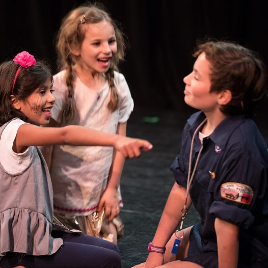 Intro to Acting ~ (Ages 8 – 11)