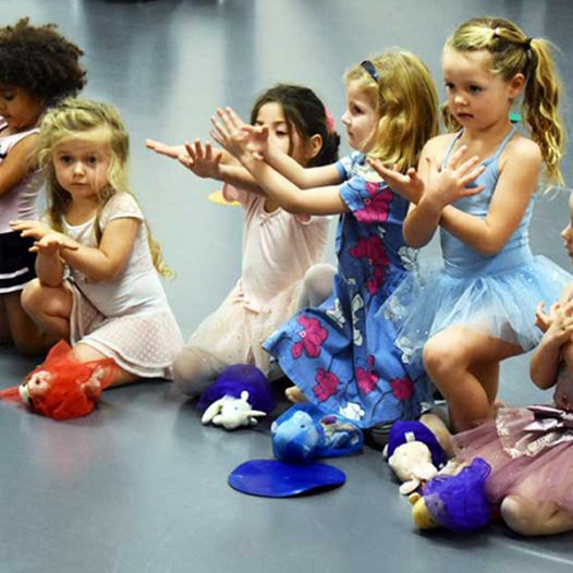 Mickey's & Minnie's Dance: Drop-in Weekly Classes