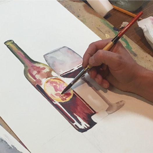 Make a Splash Watercolor: Beginner