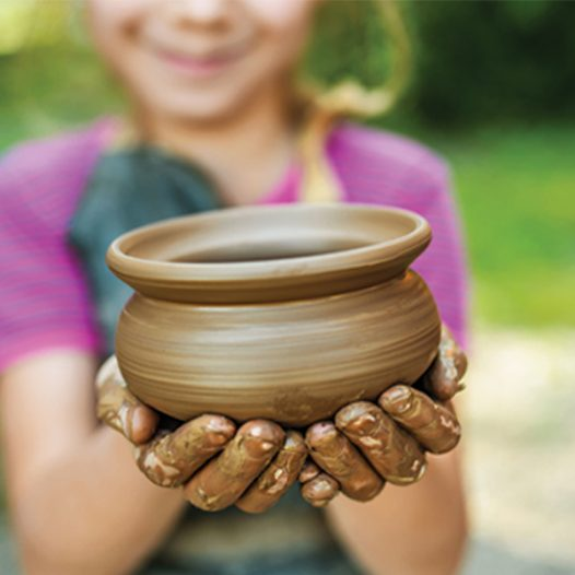 Mud Makers ~ (Ages 9 – 12)