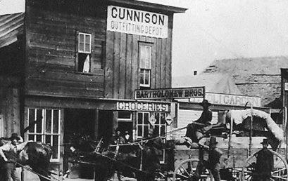 Gunnison Ghost Tour