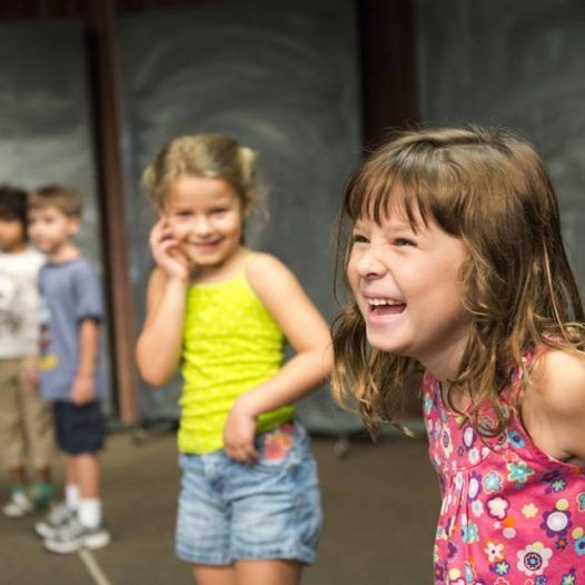 Creative Play in Theatre: Drop-in Weekly Classes