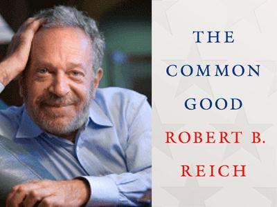 Book Talk: The Common Good