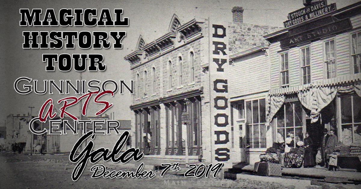 Annual Gala: Magical History Tour