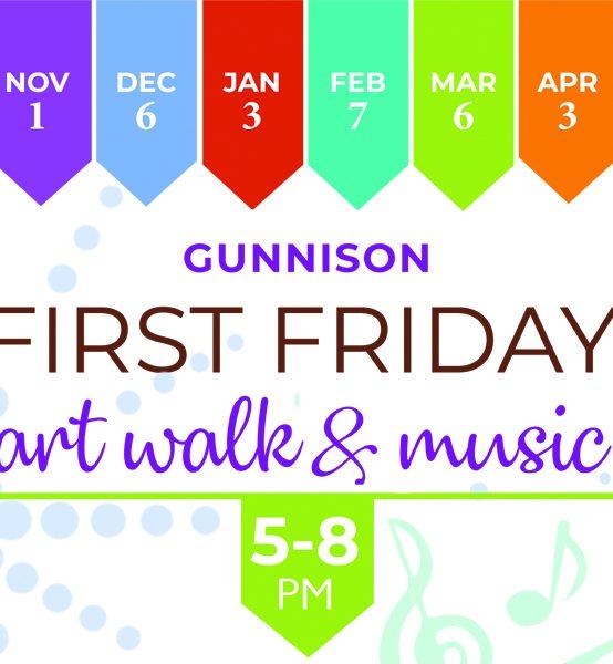First Friday ArtWalk & Music
