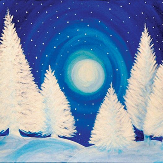 Discover Acrylics ~ (Ages 9 – 14)