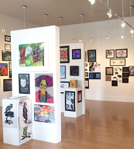 Main Gallery: April