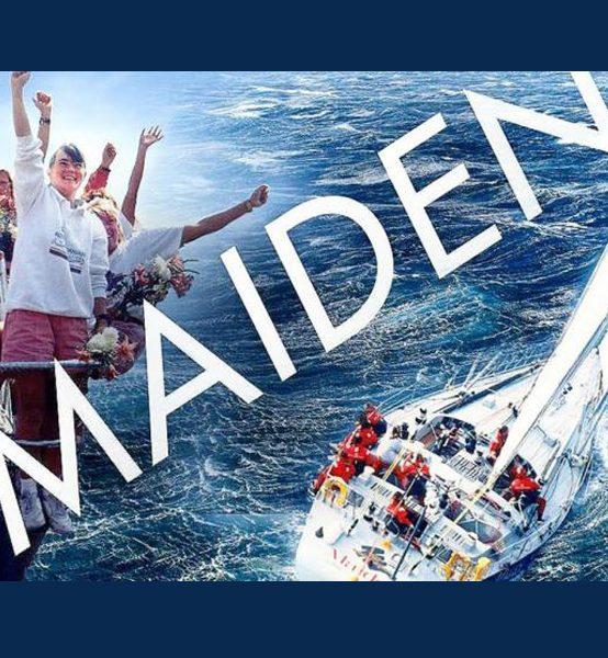 """Monthly Film Series: """"Maiden"""""""