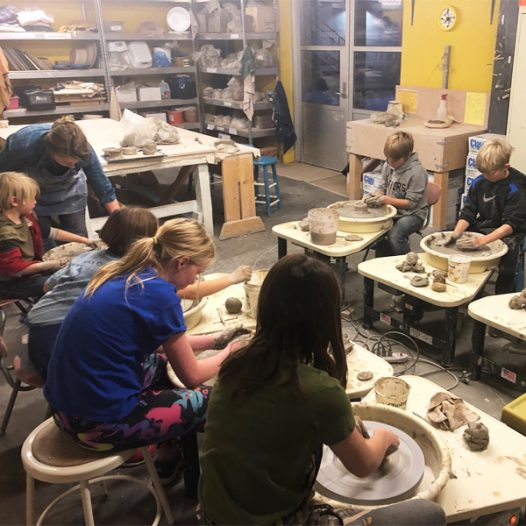 Mud Masters Clay Camp 2 (Ages 10 – 15)