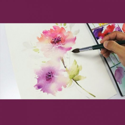 Discover Watercolors ~ (Ages 10 – 14)