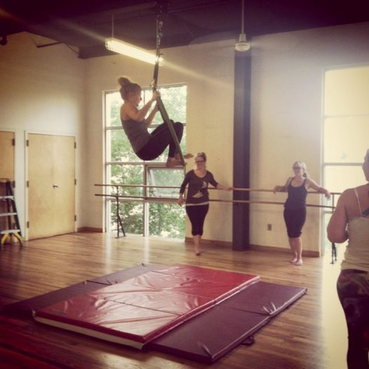 Adult Aerial Conditioning ~ Session 1