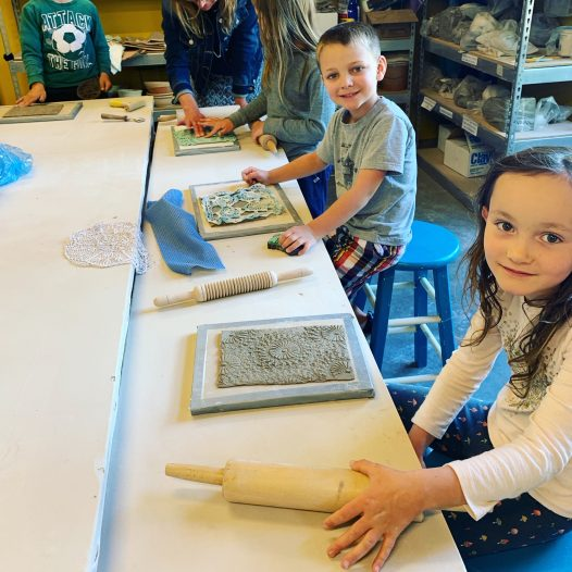 Mud Makers Clay Camp 1 (Ages 6 – 9)