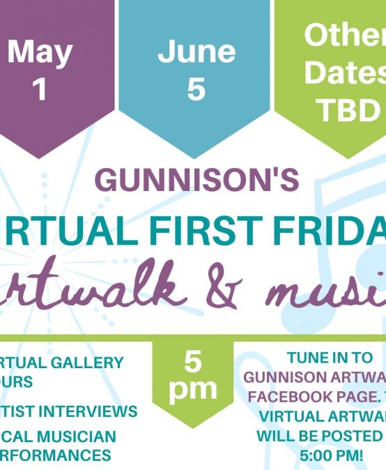 June Virtual ArtWalk & Music