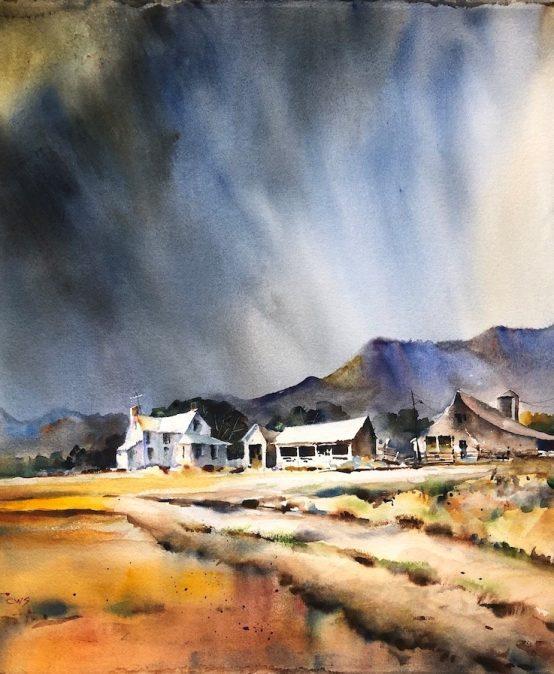 """Colorado Watercolor Society presents """"A Splash of Colorado 2020"""""""