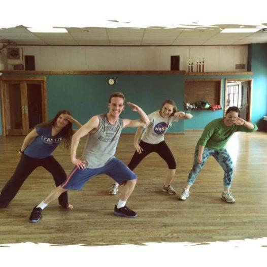 Dance Cardio with Barron ~ Session 2
