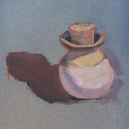 Introduction to Oil Painting – Live Virtual Course