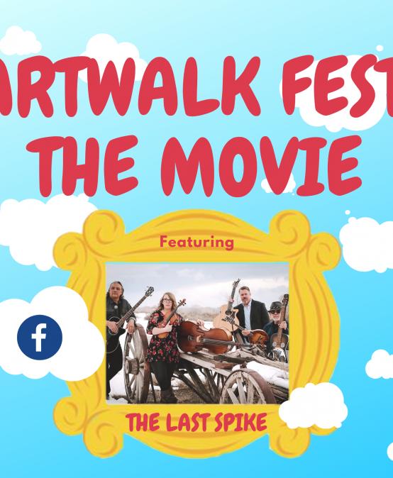 Virtual Art Walk Movies