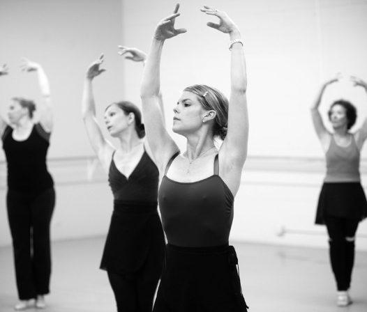 Beginning Adult Ballet