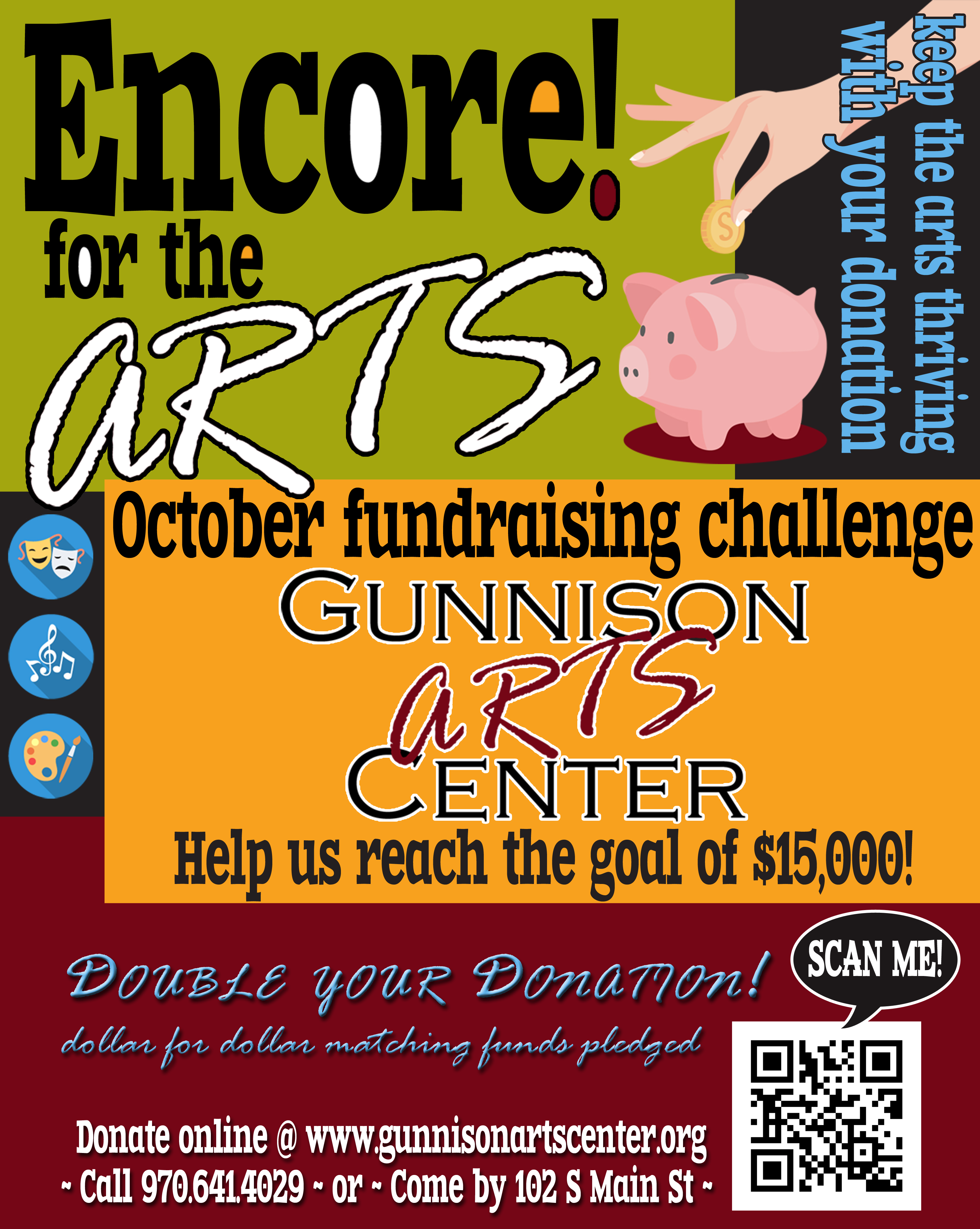 Encore for the Arts!