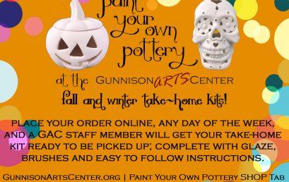 Paint Your Own Pottery ONLINE SHOP!