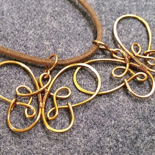 Wire Jewelry ~ (Ages 7+)