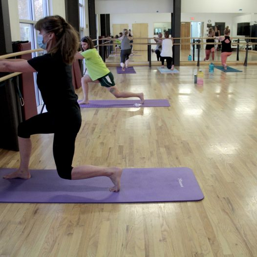 Barre Sculpt Intensive