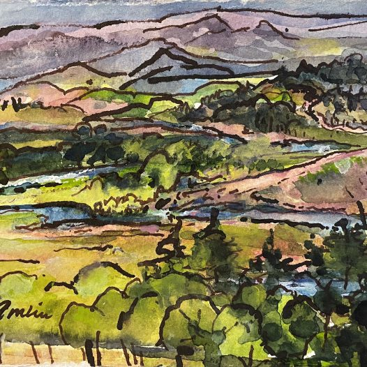 """Main Gallery:  """"Unframed"""" by Artists of the Gunnison Valley"""