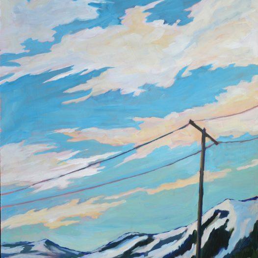 "Main Gallery:""Vanishing Views, Enduring Spirit"" Artwork of Audrey Anderson and Rebecca Gorrell"