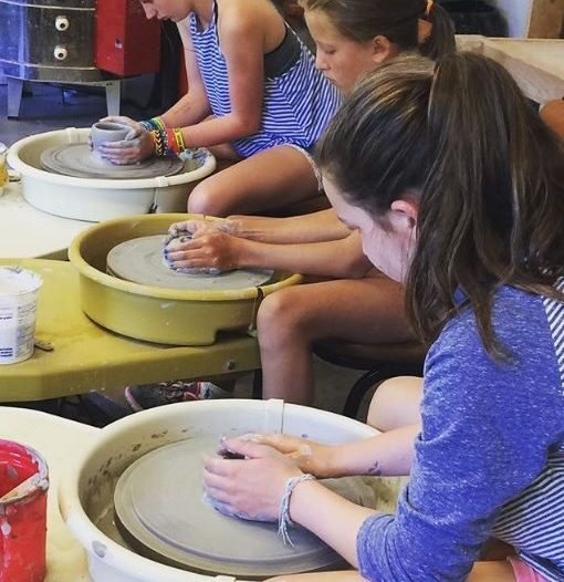 Mud Makers ~ (Ages 9-12)