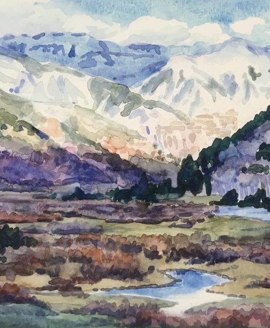 """Nancy Tredway Gallery:""""Artventures"""" with Caryl A. Brown"""