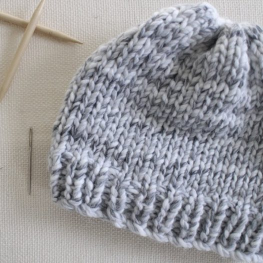 How to Design & Knit a Hat – Advanced Knitting