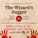 The Wizard's Dagger: A Family-Friendly Murder Mystery