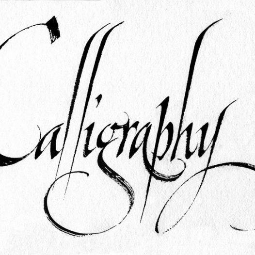 Calligraphy: The Art of Beautiful Writing